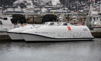 Autonome skip vil revolusjonere varetransporten til sjøs