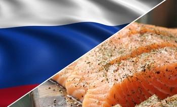 Exportaciones de salmón chileno a Rusia siguen con importantes caídas