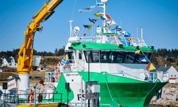 VARD leverer nytt fartøy til FSV