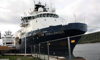 Over 100 offshoreskip tilbake i jobb