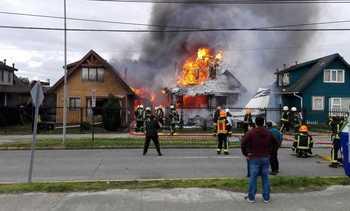 Fire chilenske oppdrettere døde i tragisk flyulykke