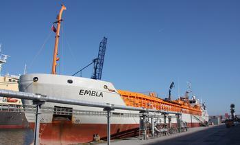 Japanere selger  CO2 fra Norge for millioner fra norske skip med filippinsk mannskap