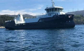 Ny slaktebåt på plass hos Fitjar Mekaniske