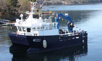 To nye fartøy fra Sletta Verft