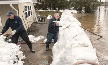 Cooke sends farm boats to aid flood-hit residents