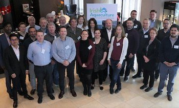 Irish eyes on effects of climate change on aquaculture