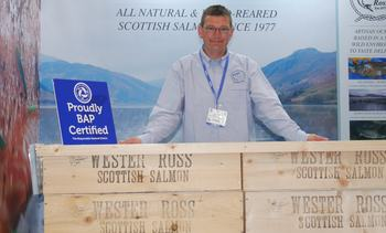 Selling Scottish seafood to the world against Brexit background