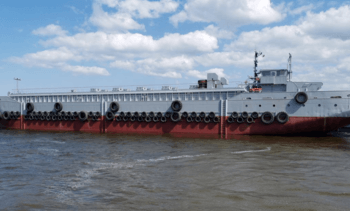 Faroese feed barge maker targets Scotland and Norway