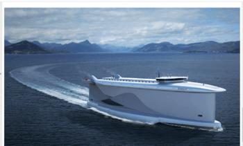 VINDSKIP får hybrid-elektrisk framdrift frå Stadt AS