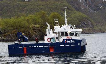 Nytt arbeidsjern fra Grovfjord