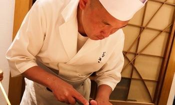 En velregissert sushidans