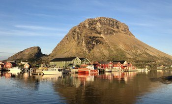 Lave lusetall på Helgeland