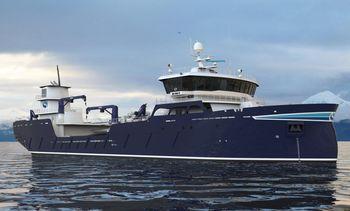 Aas Mek tildeler kontrakt for Sølvtrans-båt