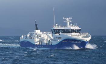Intership utvider flåten