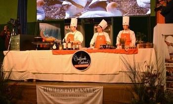 SalmonChile participó de feria gastronómica en Argentina