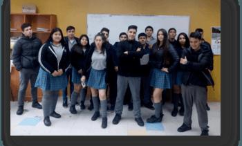 Más de 50 estudiantes han hecho su práctica en Salmones Camanchaca