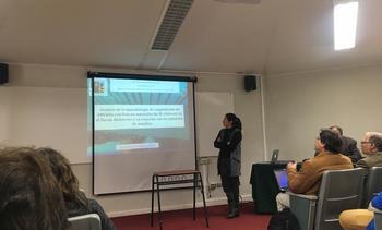 Primera Magíster en Medio Ambiente y Bioseguridad en Acuicultura UACh