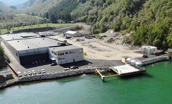 Nytt postsmoltanlegg i Rogaland: - Godt å være i gang