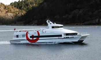 Røykutvikling om bord i MS «Kistefjell»