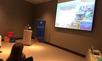 Fundación Chile presentó en Perú sus servicios para la acuicultura