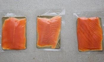 Salmon packaging pioneer shortlisted for awards