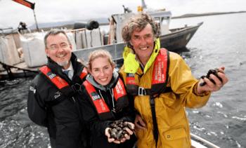 Ireland's rope-grown mussel growers win MSC approval