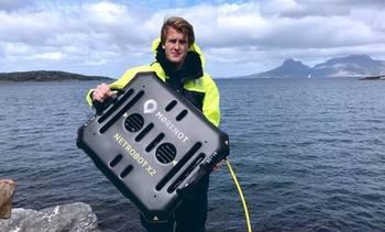Mørenot Robotics  er nominert til innovasjonspris på Aqua Nor