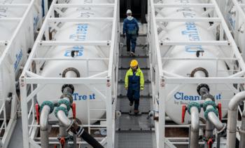 Benchmark firma primeros acuerdos para su sistema contra piojos de salmón
