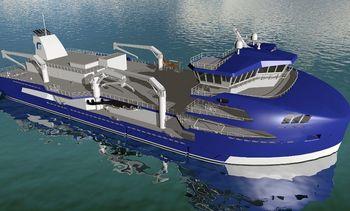 Firman contrato para construir wellboat más grande del mundo