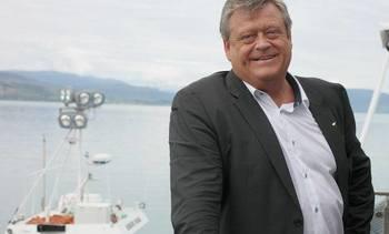 Fiskeriministeren til Austevoll