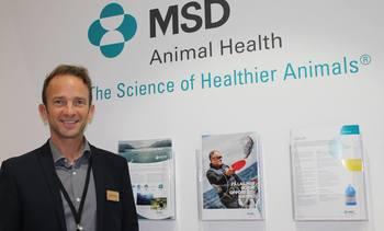 Nytt fra MSD Animal Health på Aqua Nor