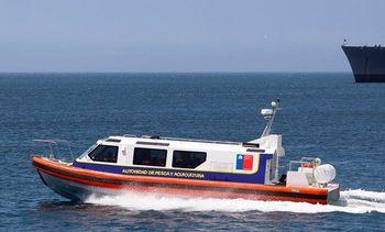 Construirán lancha para fiscalizar la acuicultura de Magallanes