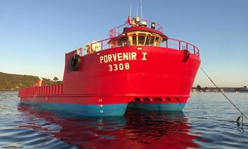 Nuevo catamarán se suma a flota naviera de Badinotti Marine