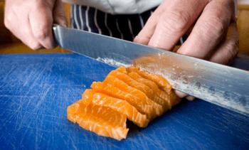 New US tariff threat to Scottish salmon fillets