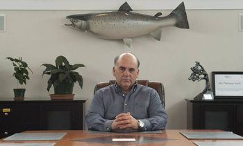 Cooke chief 'deeply saddened' by abuse of fish at hatchery