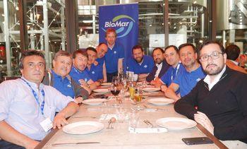 Chilenos participaron en el Nordic RAS y Aquaculture Europe 2019