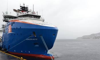 Ukens Skipsbesøk: «Horizon Arctic»
