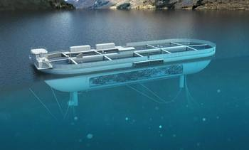 Floating salmon pool given go-ahead in Norway