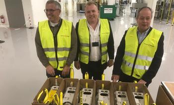 Første skipsbatteripakke levert fra Corvus i Bergen