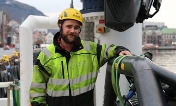 Ukens Skipsbesøk: AQS «Tyr»