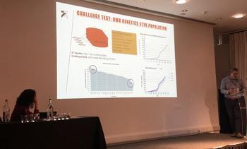 Benchmark Genetics presentó sus estudios en conferencia salmonicultora