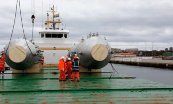 Scrubbere kan bli forbudt i norske farvann
