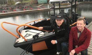 Satser på robuste aluminiumsbåter for oppdrettsnæringen