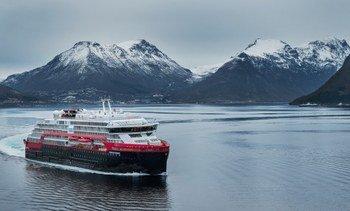 - Kleven leverer verdens mest avanserte skip