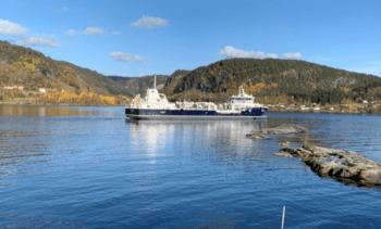 World's biggest wellboat handed over to Sølvtrans