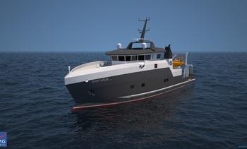 - Lysning for nytt kystforskningsfartøy