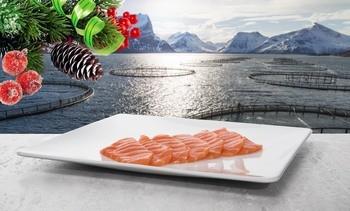 Norwegian salmon reaches second-highest December price