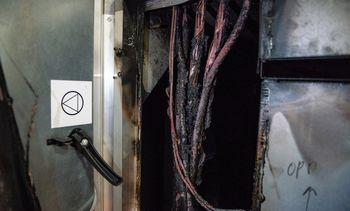 Brann i HI-lab medfører forsinkelser