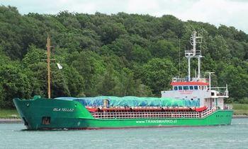 Nueva nave de Transmarko concretará su recalada