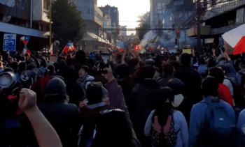 Chilean salmon region counts $90m cost of unrest
